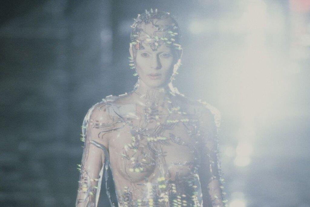 Guy Marineau, Givenchy Fall 1999