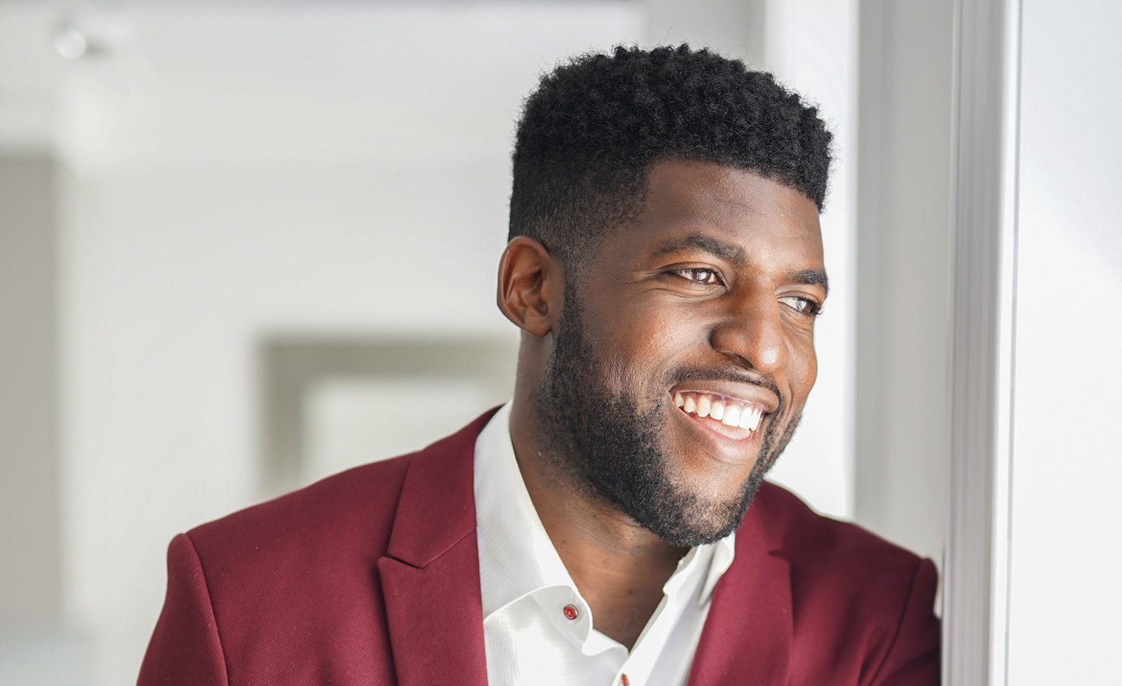 Emmanuel Acho might take the role in The Bachelor
