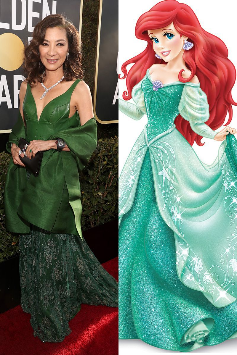 Michelle Yeoh as Ariel