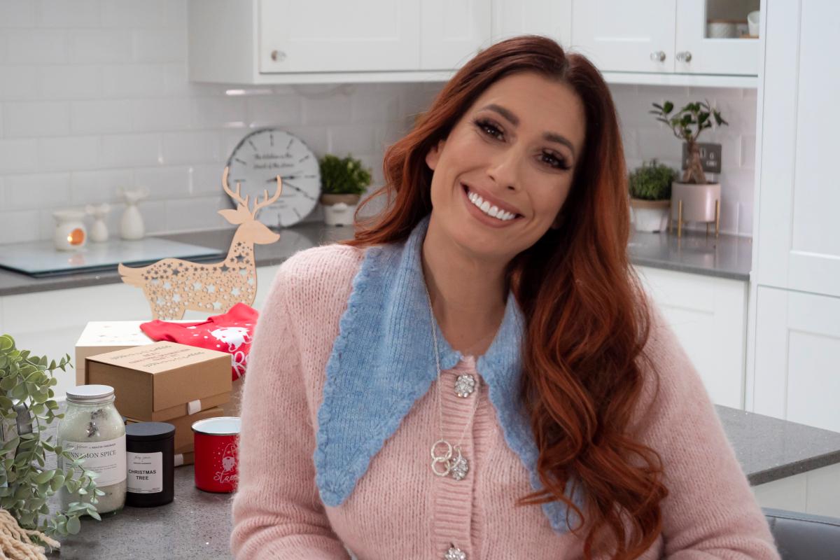 Stacey Solomon In Her Kitchen
