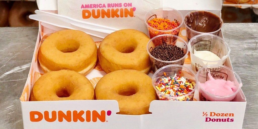 Dunkin' DIY Donut Kit