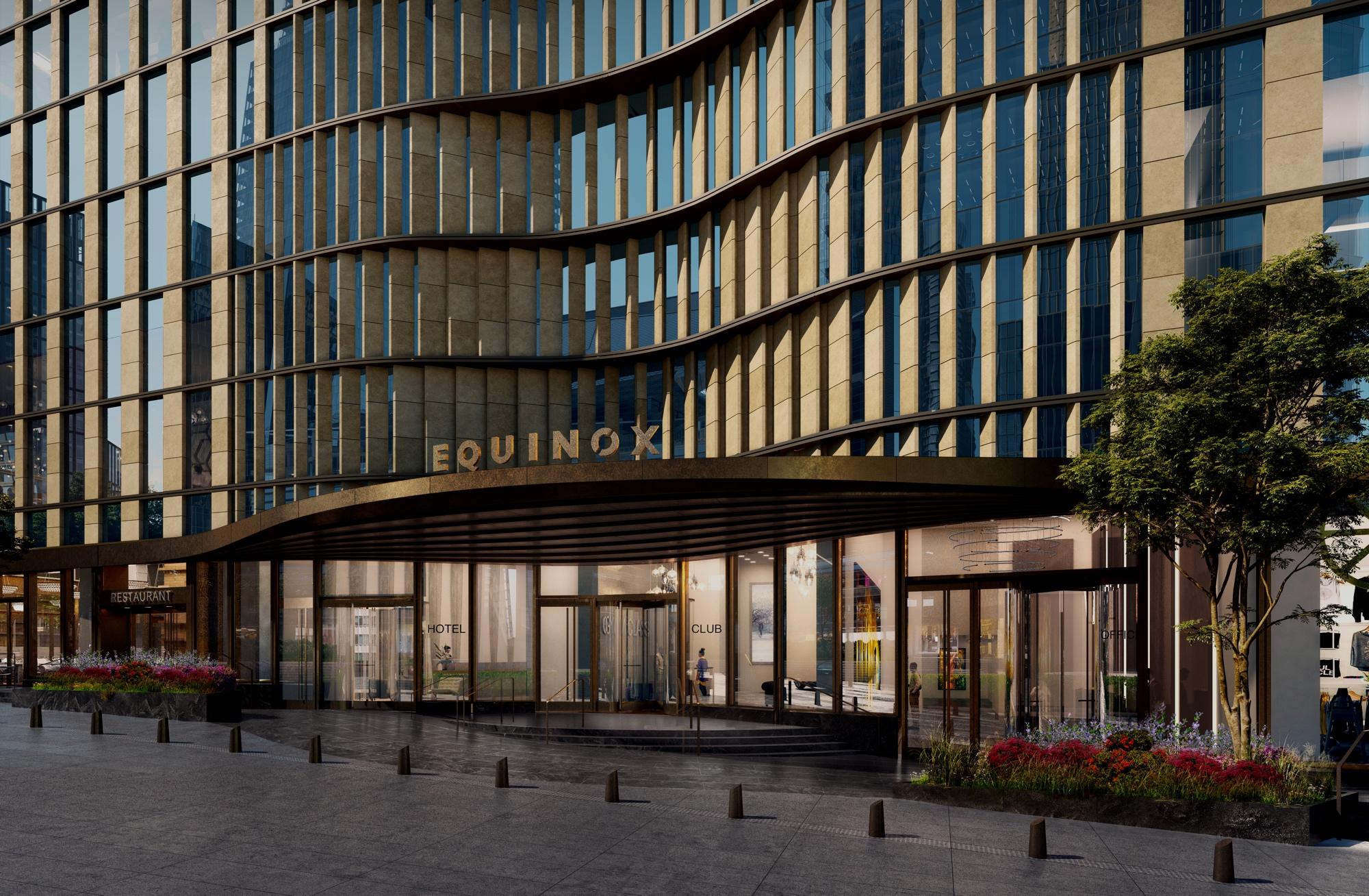 Equinox Hotel in New York
