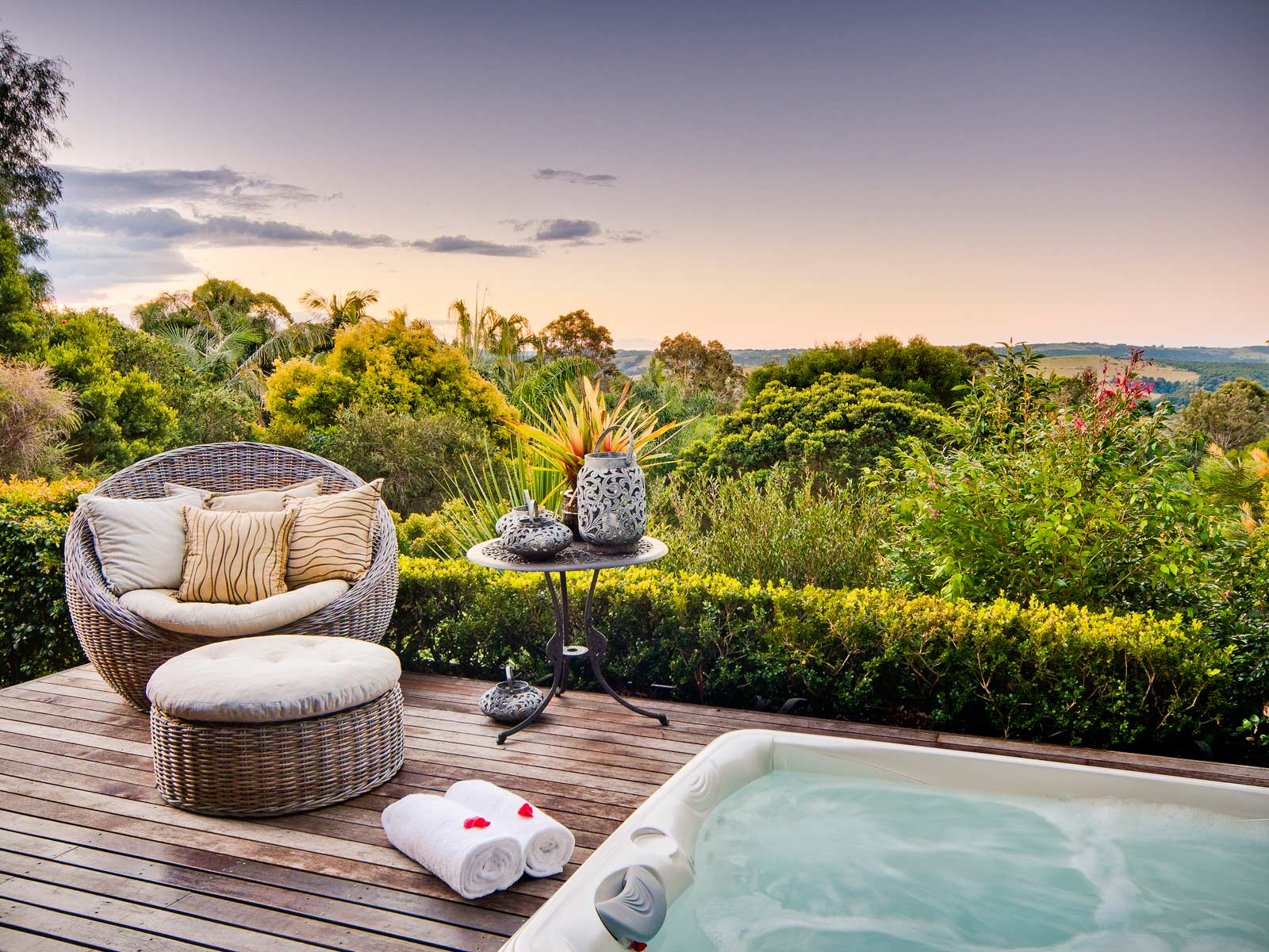 A wellness retreat in Australia